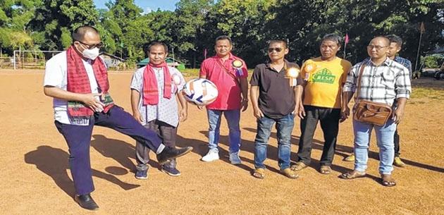 Chavang Soccer 2021 begin
