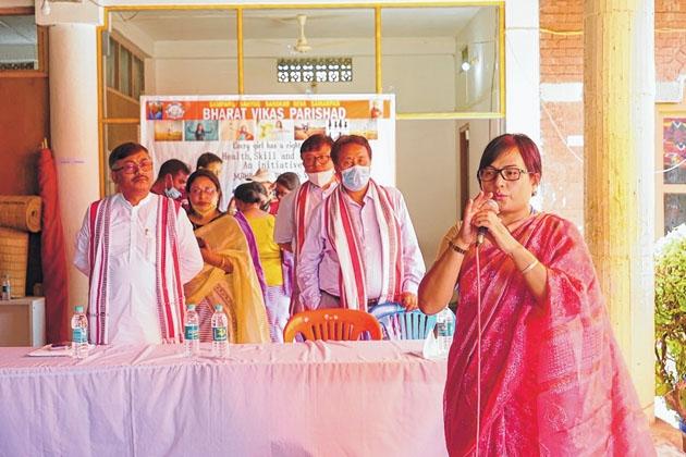 BVP Manipur Prant pledges