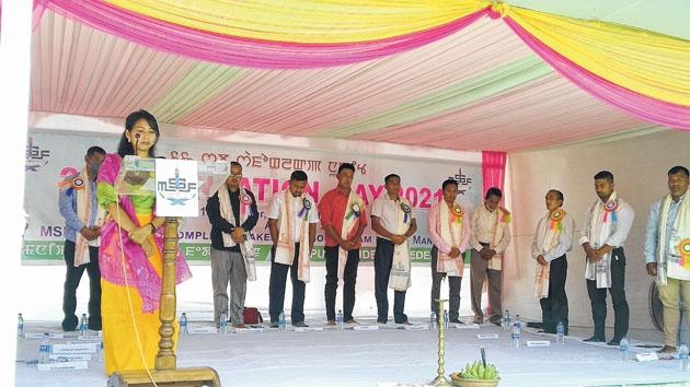 Manipuri Students Federat