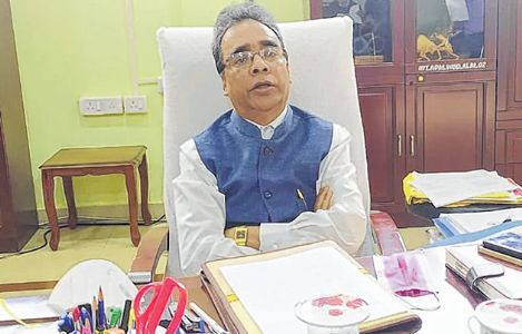 NIT to launch 'telemedicine' project in Kamjong
