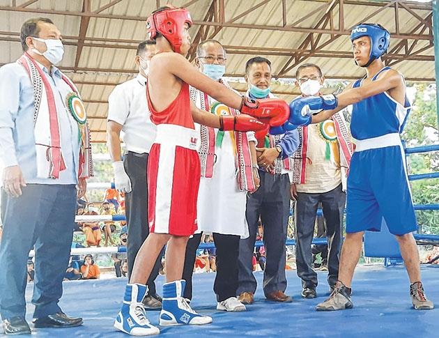 2nd Manipur State Invitat