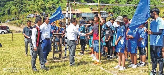 N Kayisii inaugurates 6th