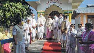 Ima Swaibi Sanglen inaugu