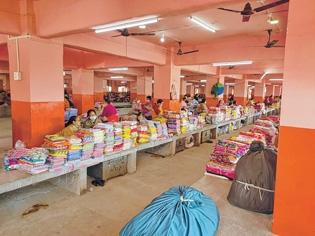 CM reopens Ima market, an