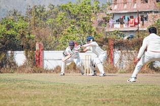 TRAU beat YWC by 40 runs