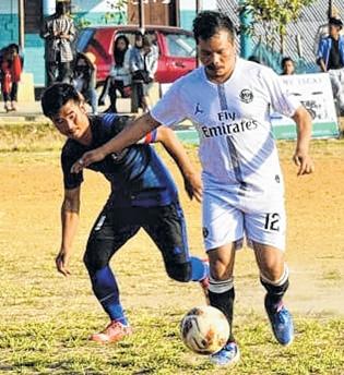 Chandel 1st Divn League U
