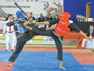 31st State Thang-Ta Champ