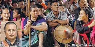 Cannot send Myanmar exile
