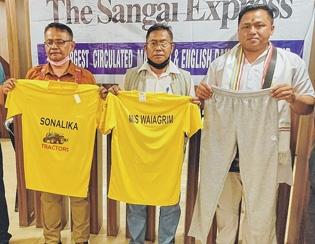 The Sangai Express cricke