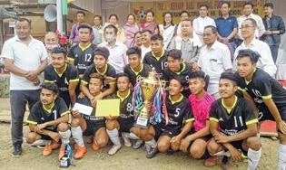 KRFC win K Babu Memorial