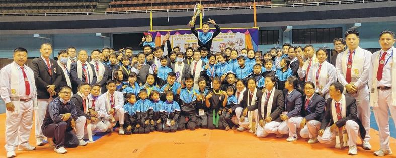 Manipur reign supreme in