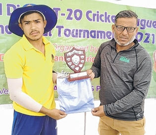 Thoubal T-20 Cricket Tour