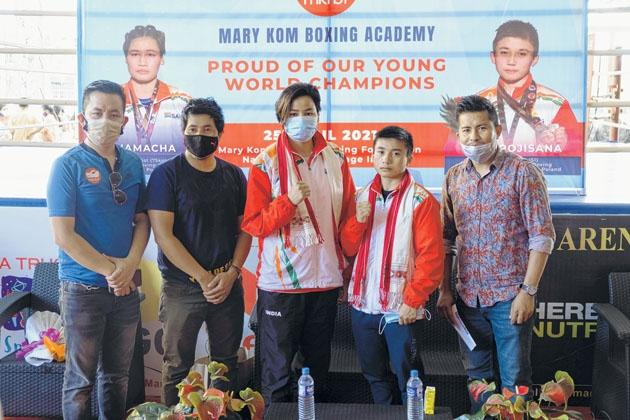 Youth World Boxing C'ship