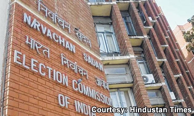 ECI bans victory processi