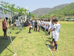 AR organises Khoupum Spor