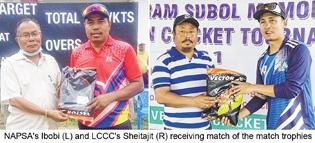 NAPSA vs LCCC in title cl