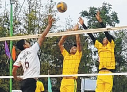 HYDO-A clinch two wins as NCK Volleyball Tournament begins