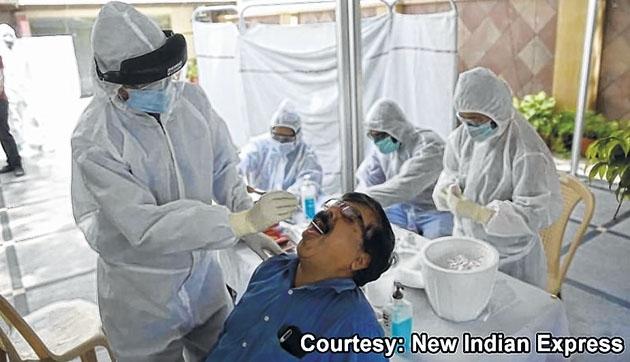 India's cases cross 2-cro