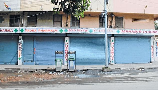 Pharmacy closure leaves m