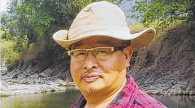 Ukhrul condoles demise of