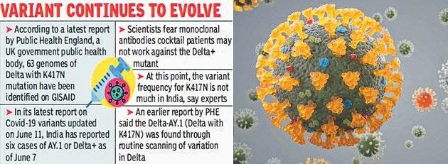 Delta Plus: New Covid-19