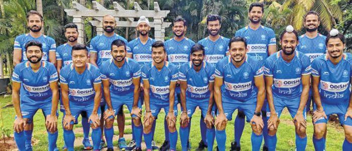 Nilakanta Sharma makes it to 16-member Indian men's hockey squad for Tokyo Olympics