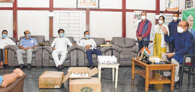 Delta variant detected in Manipur; AYUSH-64 launched18 of 20 samples tested confirm Delta : CM