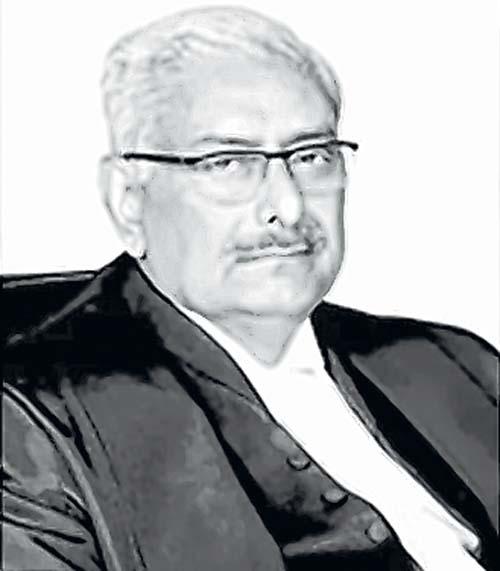 Former Supreme Court Judg