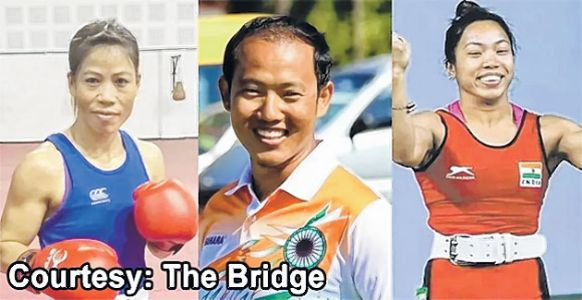 Athletes from NE India who have made it for Tokyo Olympics