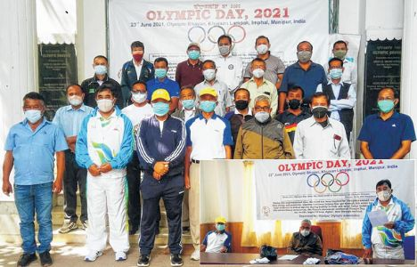 MOA celebrates International Olympic Day