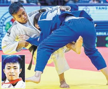 Likmabam Sushila 5th from Manipur to get Tokyo Games ticket