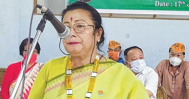BJP State unit president