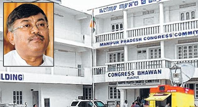 Govindas Konthoujam quits