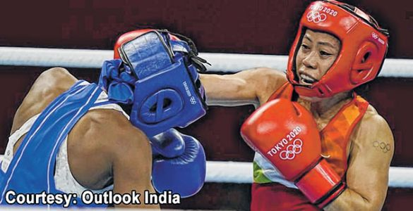 Tokyo 2020 Manipuris are tough, says Mary Kom after sensational opening-round win