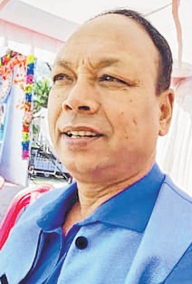 Manipur's Madhusudan elec