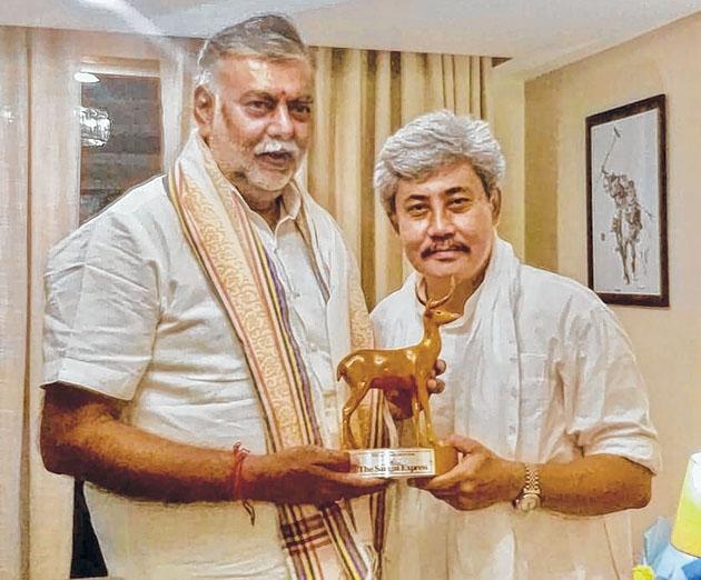 Nishikant Singh Sapam cal