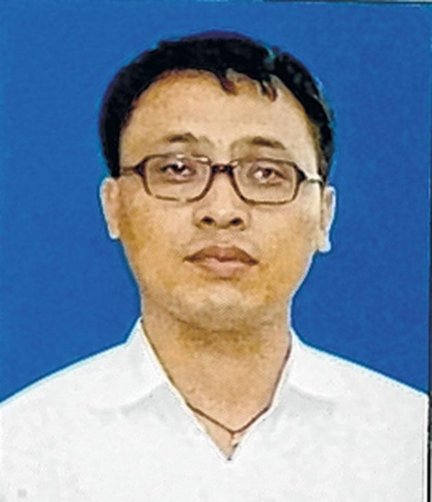 Thangjam Anand Singh_1&nb