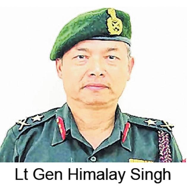 Lt Gen (Dr) Konsam Himala