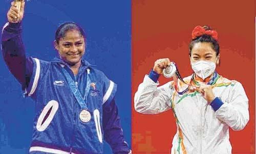 Mirabai Chanus Olympic si