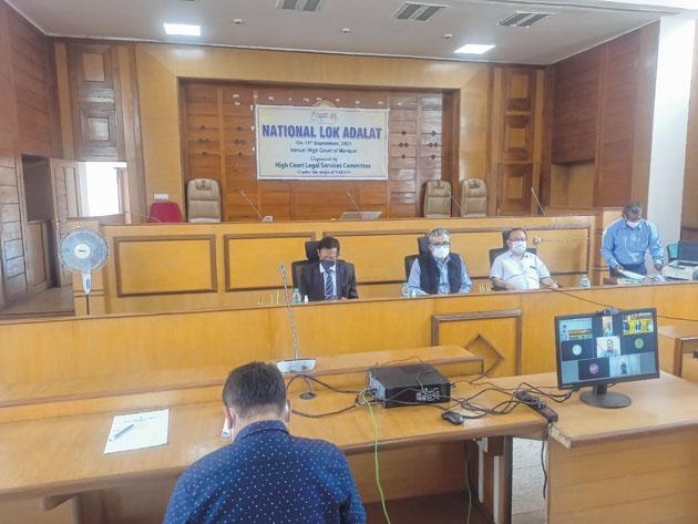 National Lok Adalat held