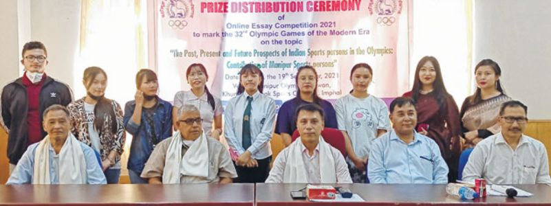 Online essay competition winners feted Need to explore new ideas, says MOA president