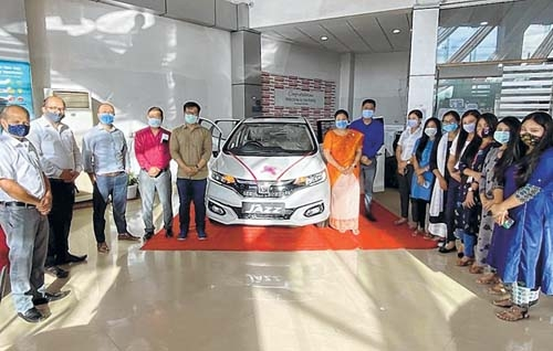 Honda Jazz launched_1&nbs